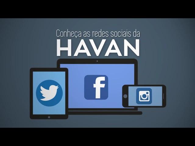 VH Redes Sociais Havan
