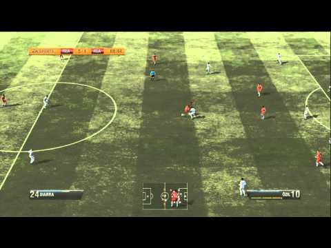 FIFA 12 Skilled Dribble & Slalom Dribble Tutorial