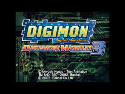 Digimon World 3 OST ► Seabed BGM (HQ Extended)