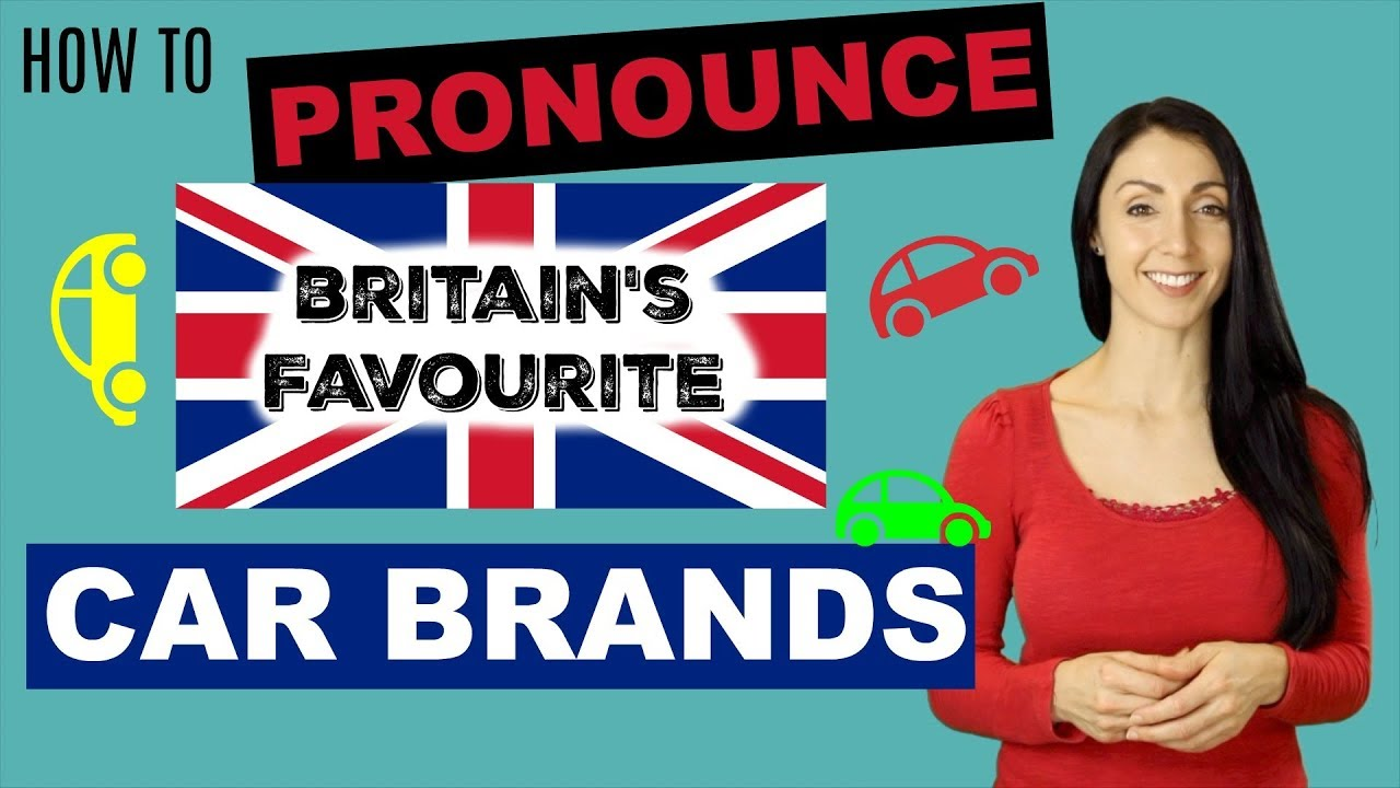 pronounce britains favourite car brands vauxhall tesla volkswagen