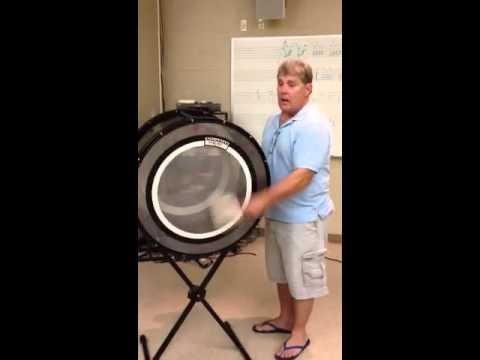 Bass drum tutorial-