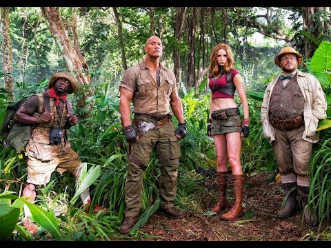 Jumanji 2 Full Movie