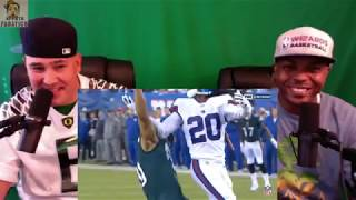 Eagles vs Giants | Reaction | NFL Week 6 Game Highlights