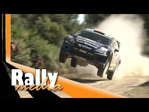WRC Rally Italia Sardegna 2014 - Best Of By Rallymedia