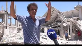 كاميرا أورينت نيوز ترصد انعكاسات اتفاق وقف إطلاق النار في درعا