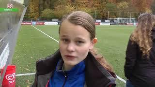 Warnsveld vs Terwolde Dames 1 12-11-2017