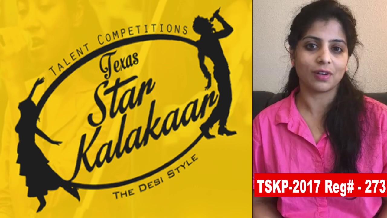 Reg# TSK2017P273 - Texas Star Kalakaar 2017