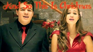 And So This Is Christmas - Pop&Corn (Céline Dion cover)