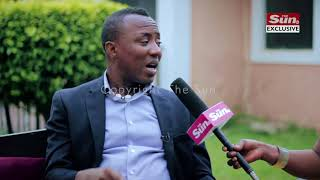 My strategy for Nigeria when I become President - Omoyele Sowore