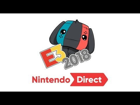 Nintendo Direct E3 2018 con Switchman
