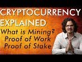 Bitcoin Mining & Passive Income - Cryptocurrency Explained - Free Course