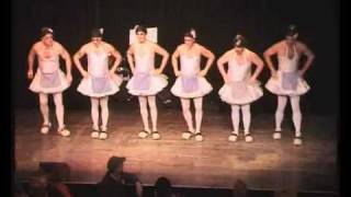 Holzschuhtanz - Schneefloeckchen Ballett