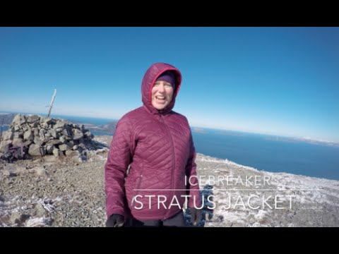 3b76145286 Gear Review: Icebreaker Stratus Jacket | Outdoors & On the Go