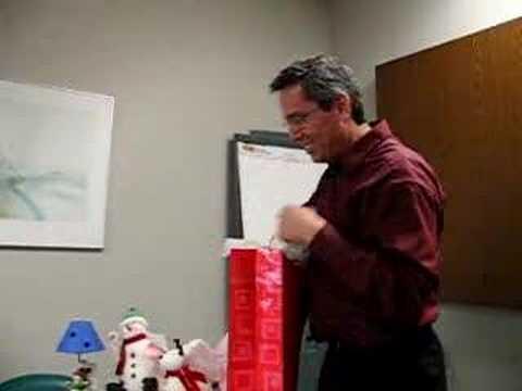 Geno's Christmas Gift