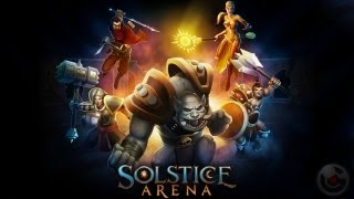 Solstice Arena - iPhone & iPad Gameplay Video
