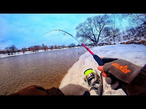 Щучий День. Рыбалка на спиннинг Зимой. Судак ты где?