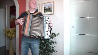 Alte geh ziag ma die Schuach aus - Medley (Werner Kratzer auf seiner Strasser Harmonika)
