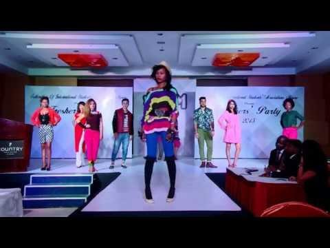 Mr & Ms Fresher 2015 Mysore university part 2  dancing & ramp walk