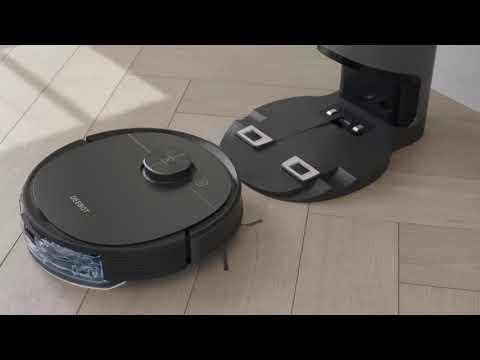 Deebot Ozmo T8 AIVI, inteligencia artificial para una mejor limpieza