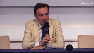 Nowa KRS - rzecznik KRS sędzia Maciej Mitera (Klub Ronina - 4.06.2018)