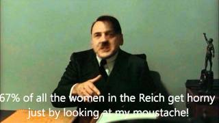 Hitler is informed he