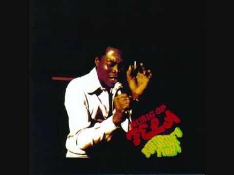 Fela Kuti (Nigeria, 1972) -  Roforofo Fight (Full Album)