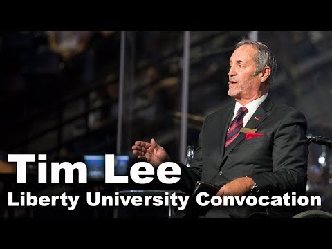 Tim Lee - Liberty University Convocation