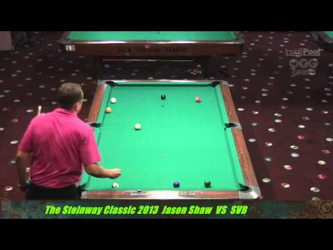 Shane Van Boening vs Jason Shaw Steinway Classic