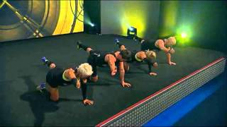 Les Mills BodyAttack 83 preview