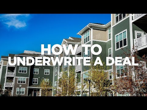 How to Underwrite a 3.5 Million Dollar Deal - Real Estate In