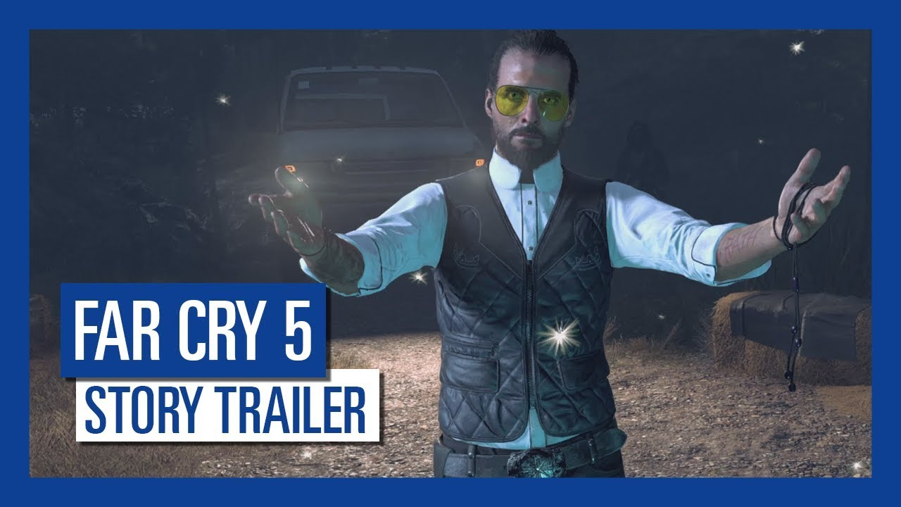 Far Cry 5 review – cults, chaos and all-American silliness | Games