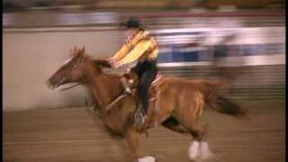 KAPPY ALLEN, WORLD CHAMPION BARREL RACER 2001