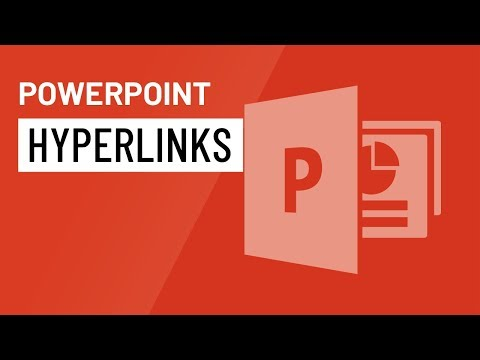 PowerPoint 2016: Hyperlinks
