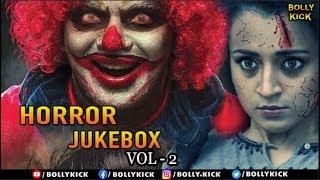 Horror Movies Jukebox Vol 2 | Full Hindi Movie Scenes 2019 | Trisha | Jackky Bhagnani | Adah Sharma
