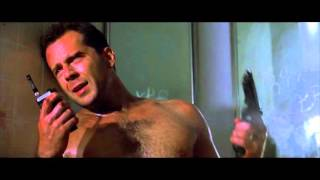 Die Hard: John Mclane's message to his wife