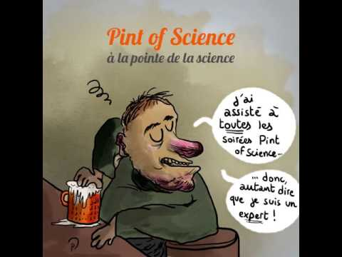 Roue Libre : Pint of science - PS N°238 (23/11/2015)