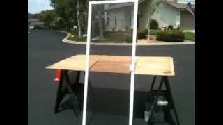 Sliding Screen Door Replacement in Wood Ranch Mobile Service - 805 304-6778
