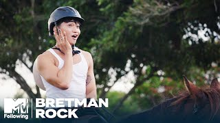 A Single Bretman Rock Saddles Up For A New Adventure 🐎 Episode 1 | MTV's Following: Bretman Rock