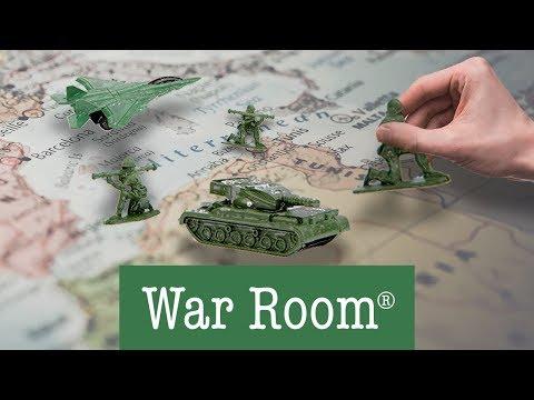 Conheça o War Room - Project Management