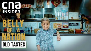 Old Tastes: Singapore Hawkers Serving Up Traditional Asian Recipes | Belly Of A Nation 2 | Part 2/4