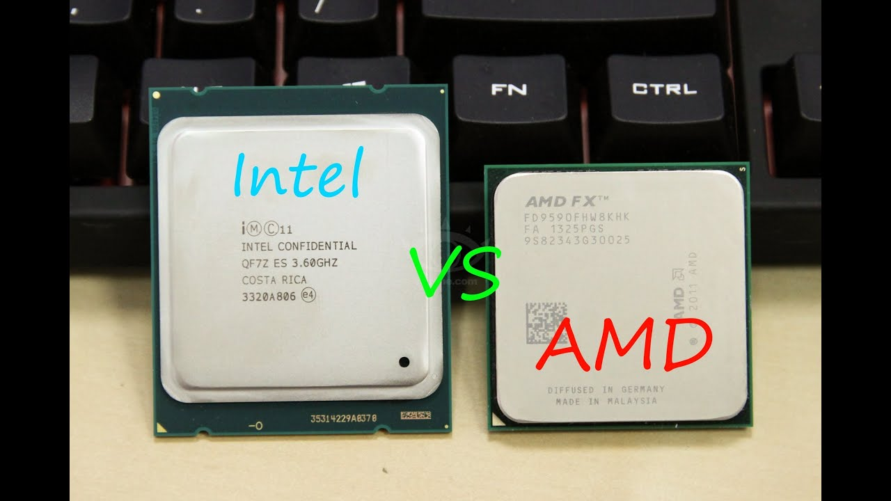 Как правильно собрать Пк AMD или Intel