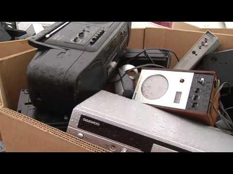 Electronics Waste Disposal: I-66 Transfer Station