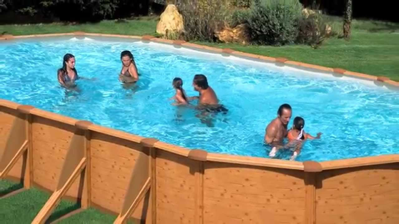 Piscina desmontable aki for Aki piscinas hinchables