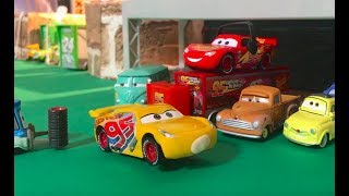 Download Stop motion : Disney Pixar Cars 3 : Cruz's Challenge. from Final Race Mp3 and Videos