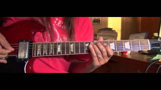 "Mick Taylor guitar lesson ""The Bear"" Pt 1 Intro"