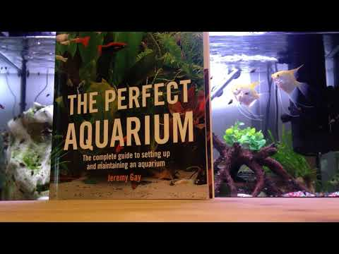 The Perfect Aquarium Book Review