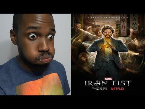 Iron Fist Season 1 Review