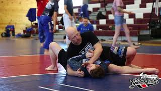 USA Camp 2018: Prison Rules with Jay Bell