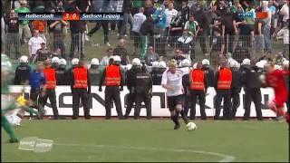 VfB Germania Halberstadt - FC Sachsen Leipzig 3:0