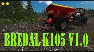 "[""BREDAL K105 V1.0"", ""BREDAL K105"", ""Mod Vorstellung Farming Simulator Ls17:BREDAL K105""]"